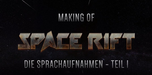VR-Weltraumabenteuer Space Rift - Episode 1: Die Stimmen hinter den Charakteren
