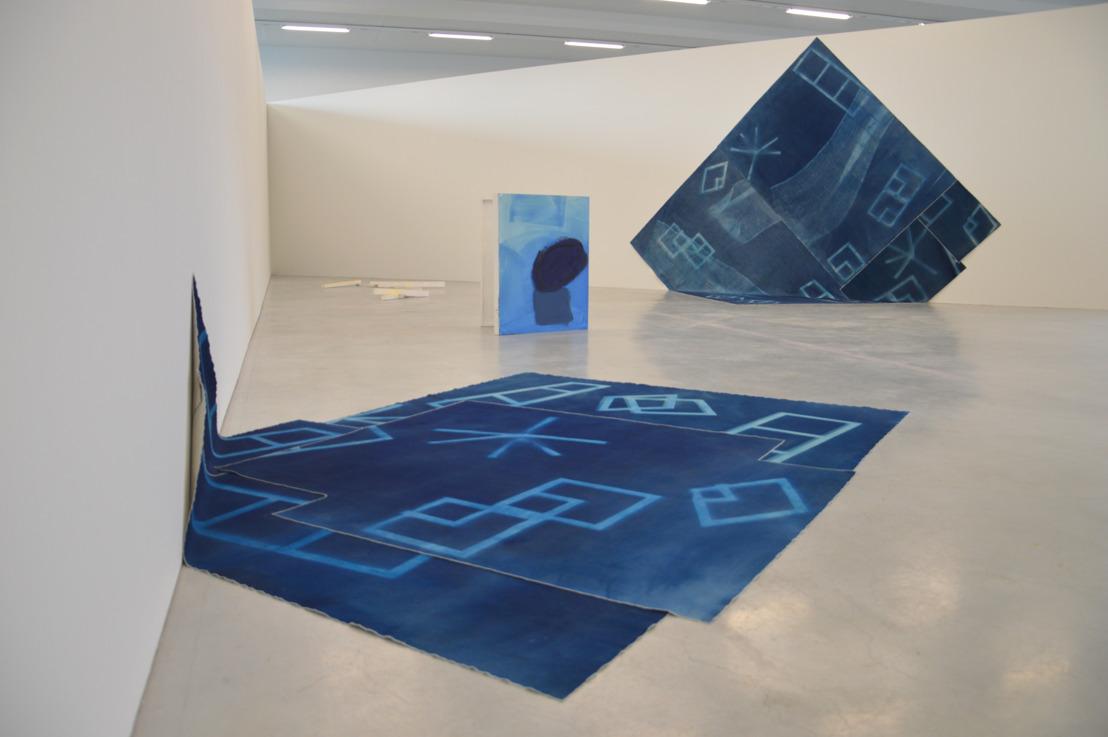 Jessica Warboys ouvre sa première exposition belge au musée M