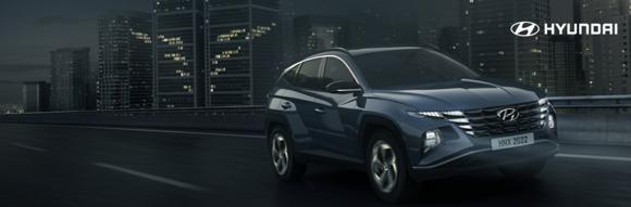 Con un diseño futurista, llega a México la totalmente nueva Hyundai Tucson 2022