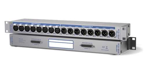 RME's New DTOX Series of Breakout Boxes Help Eliminate Cable Confusion