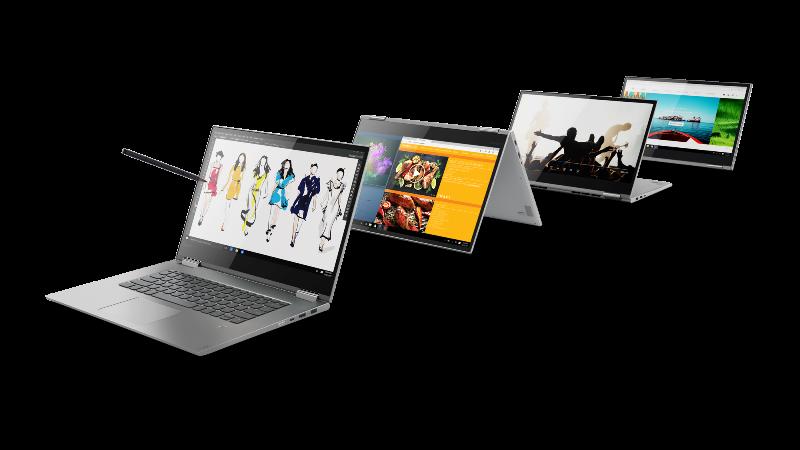 Lenovo Yoga reeks
