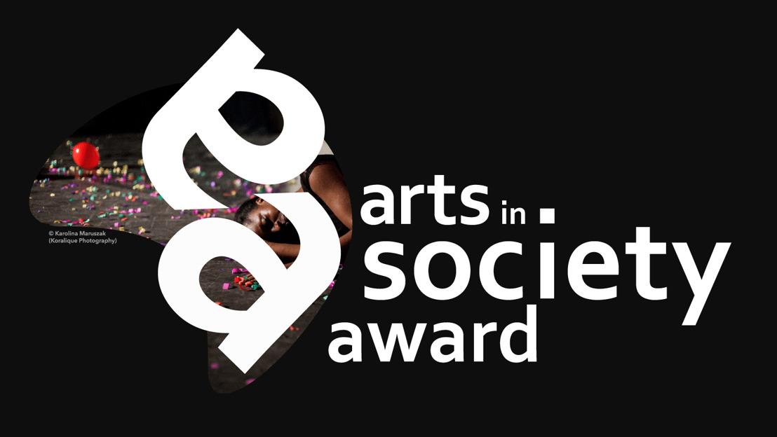 9 laureaten van Arts in Society Award bekroond