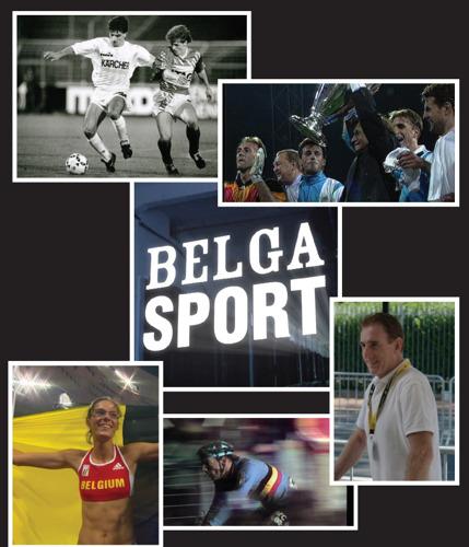 Belga Sport: Gouden Tia en andere straffe sportverhalen