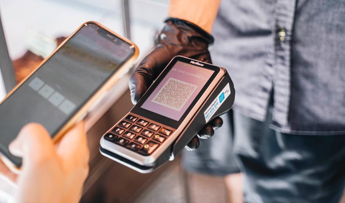 Mobiele betalingen met Payconiq slaan aan bij CCV