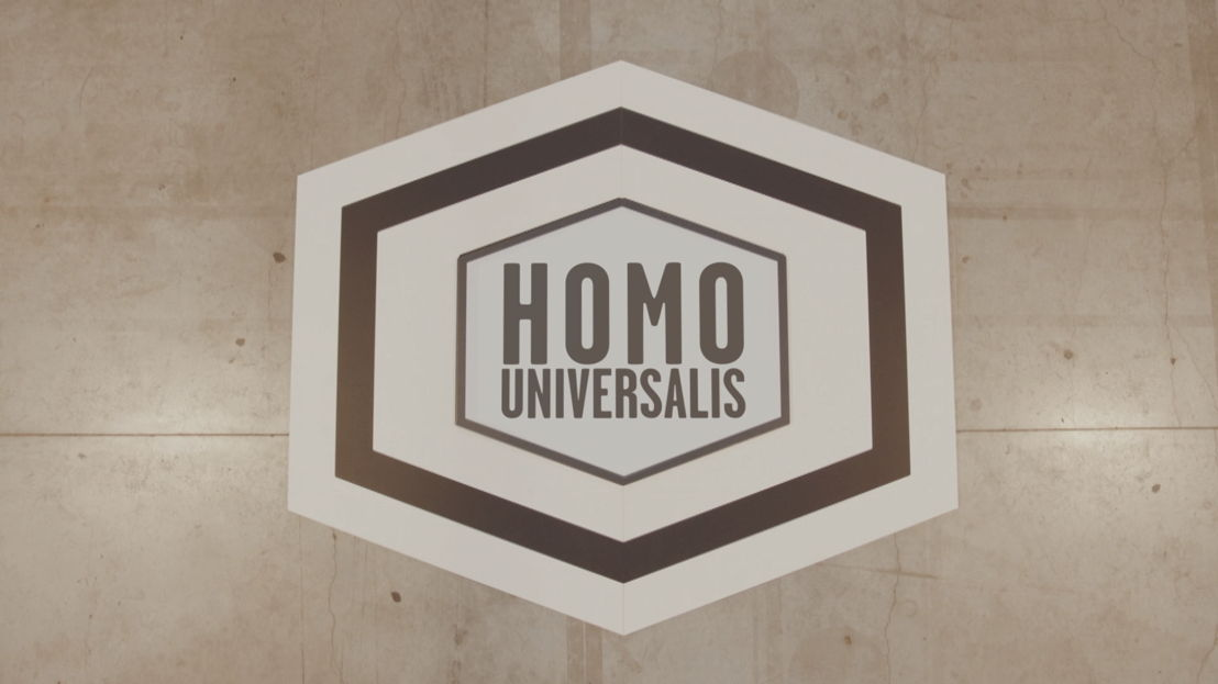 Iedereen beroemd - Homo universalis (c) VRT