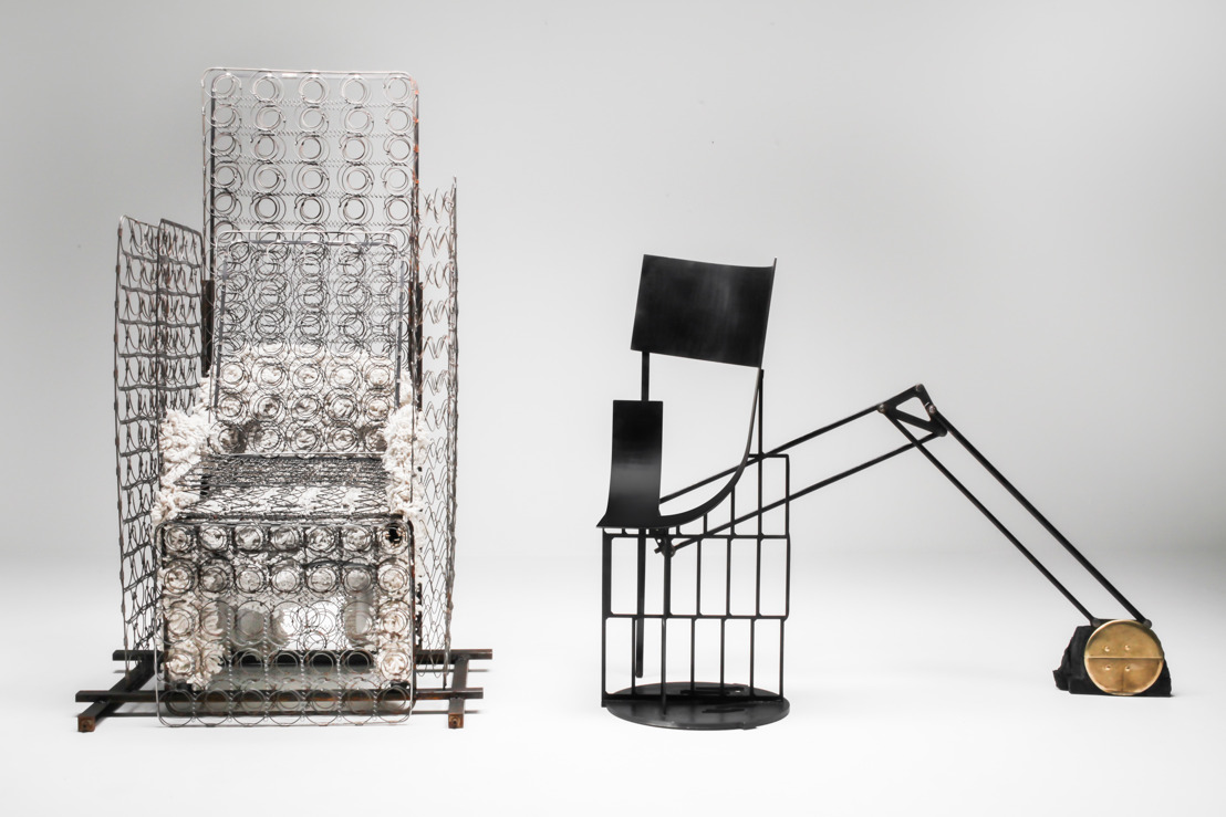 Everyday Gallery presenteert een solotentoonstelling van Lionel Jadot
