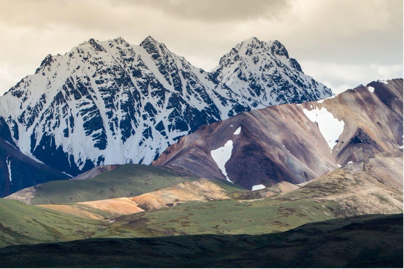 Las incomparables vistas del Denali National Park que enamoraron a Christopher McCandless en Hacia rutas salvajes.