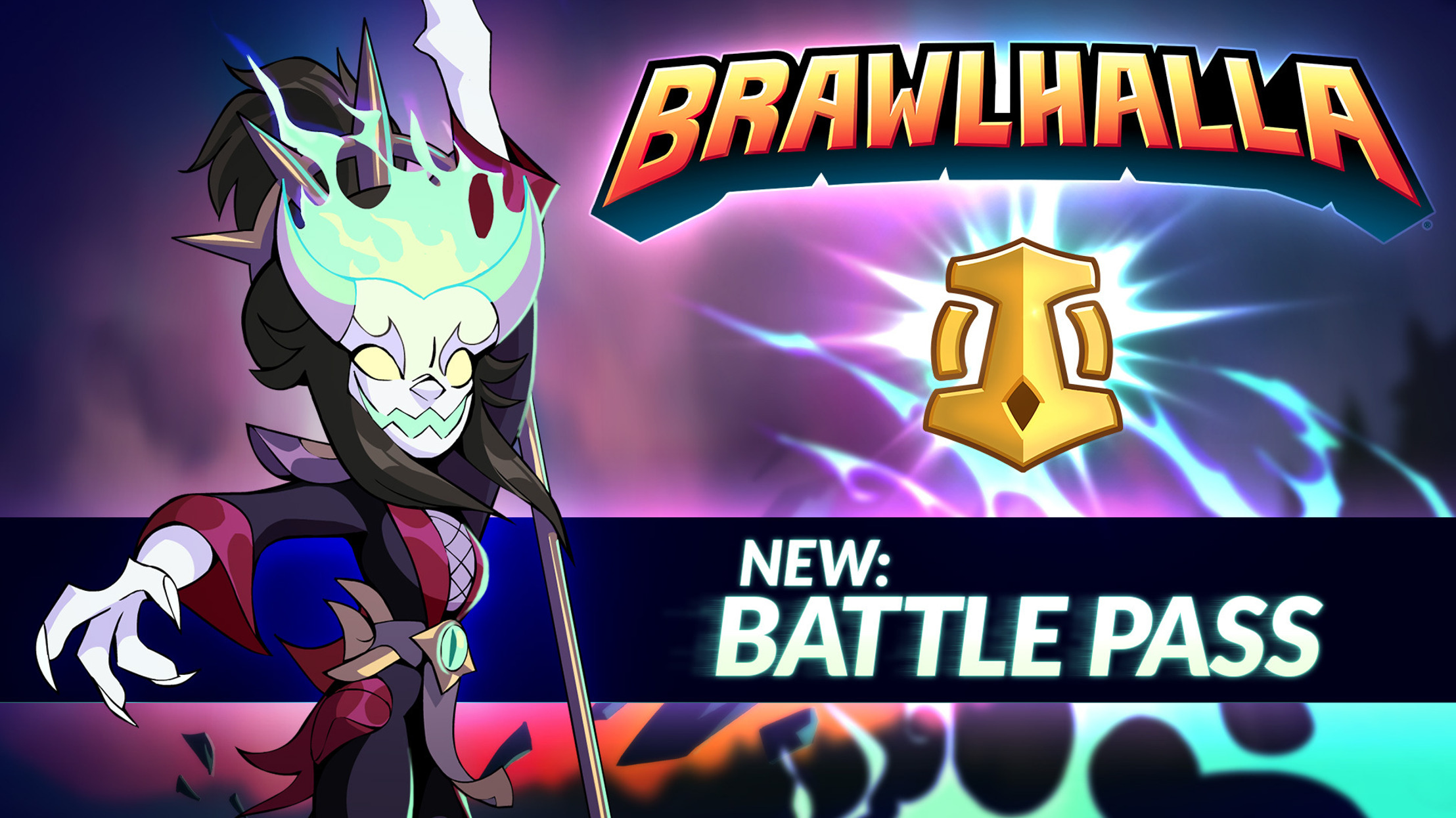 Preview: BRAWLHALLA BATTLE PASS AB SOFORT LIVE