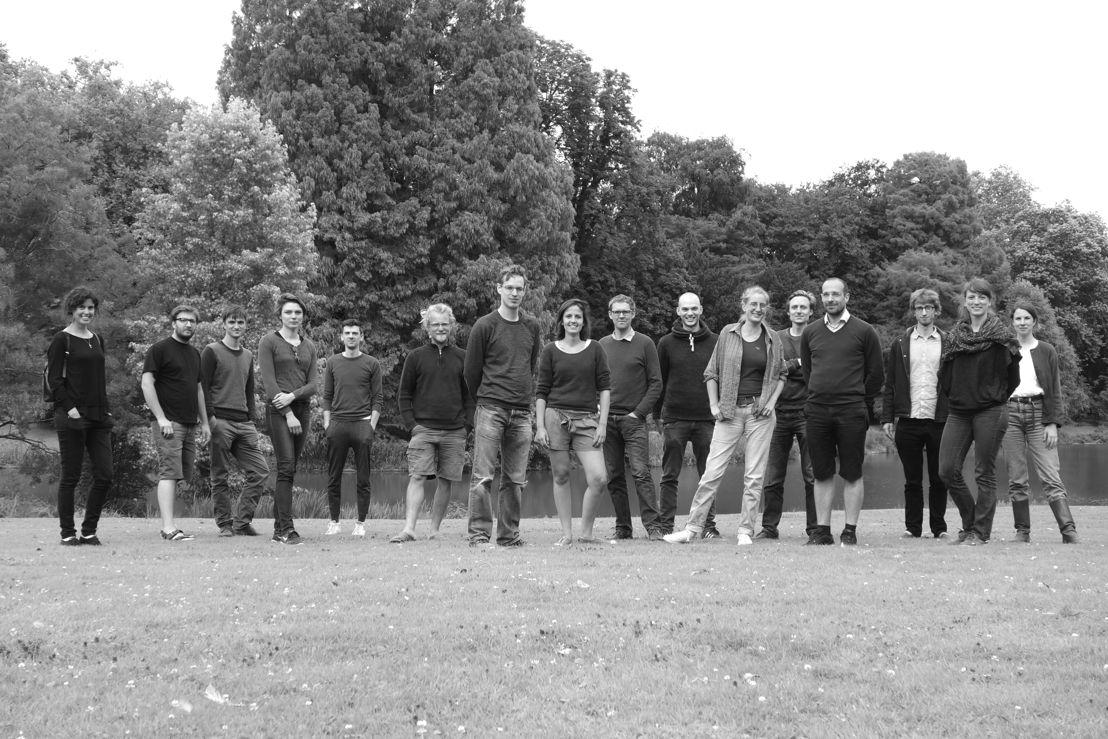 Het Rotor Deconstrucion team (Foto Rotor) - Henry van de Velde Company Award 16 / Henry van de Velde OVAM Ecodesign PRO Award 16