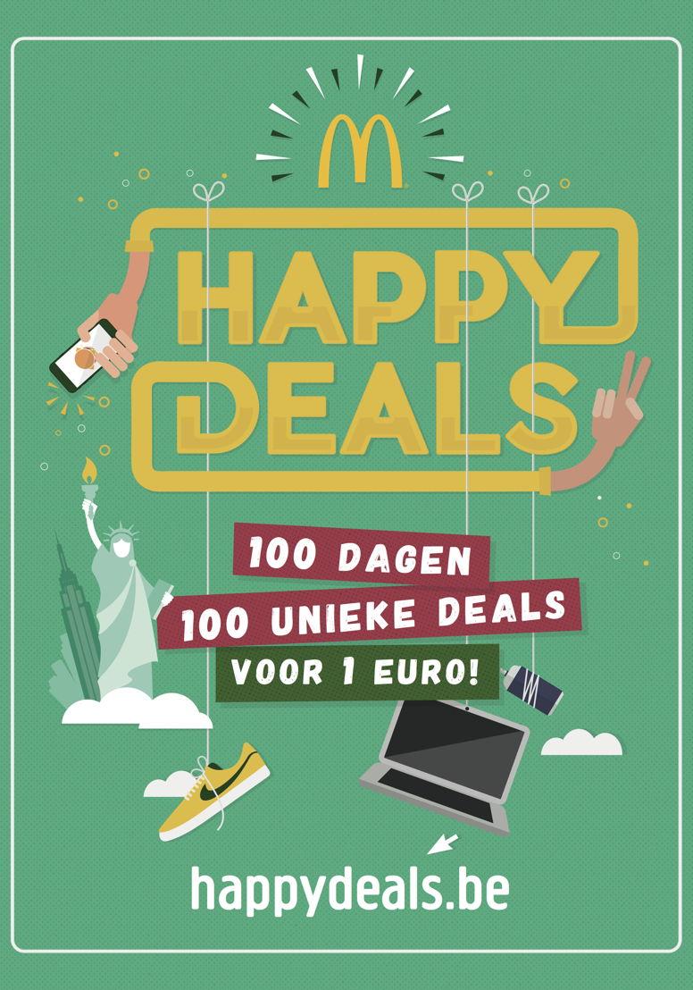 Poster Happy Deals