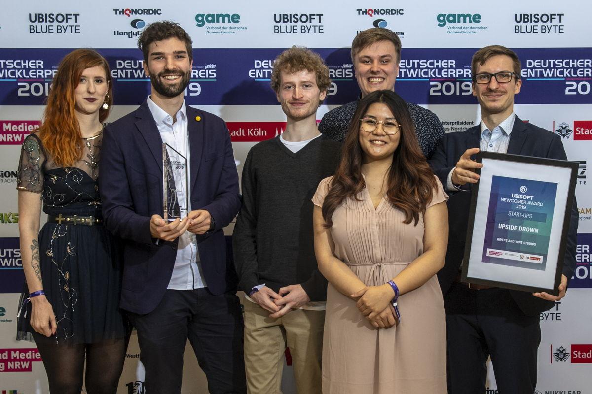 Gewinner des Newcomer Awards 2019,  Foto: Marco Leibetseder