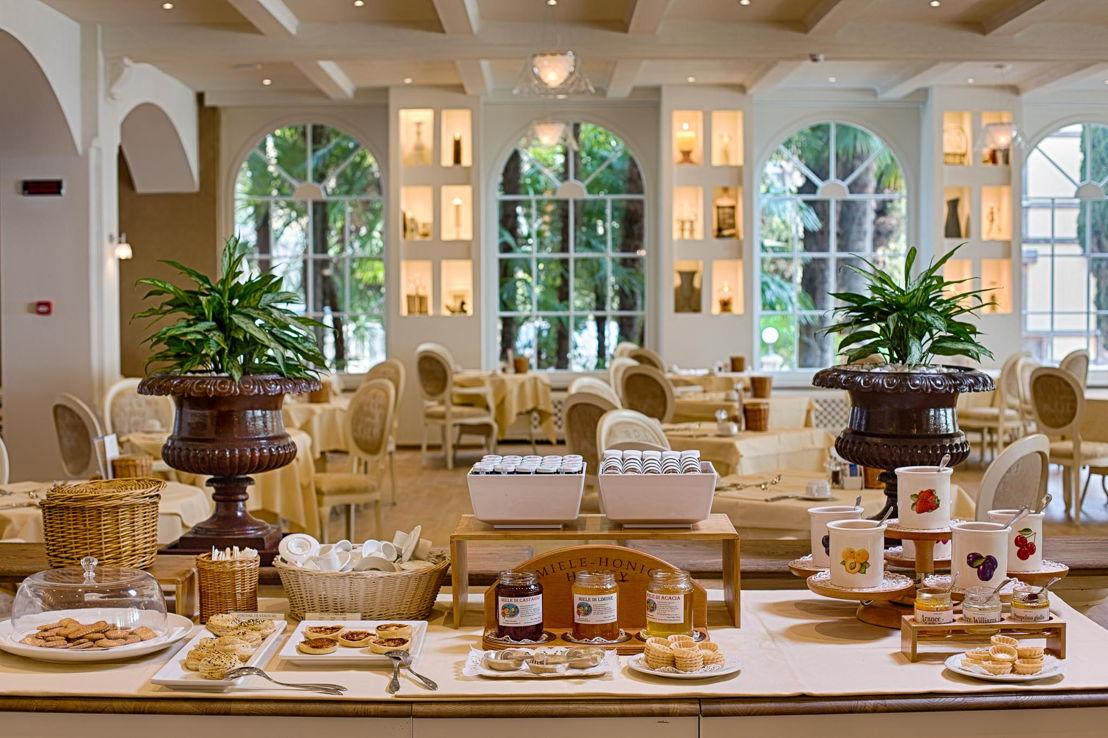 Grand Hotel Fasano_Colazioni