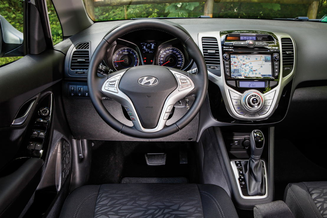 ix20 (2015) international interior