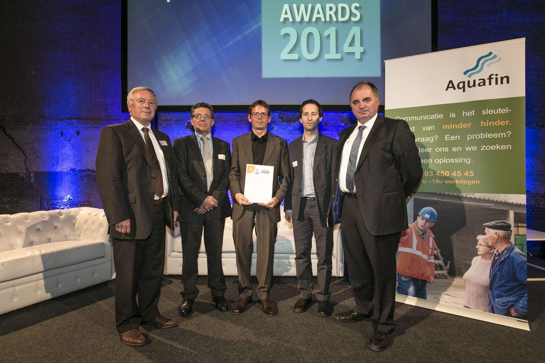 Ingenieursbureau Astro-plan won voor het tweede jaar op rij de Kwaliteitsaward