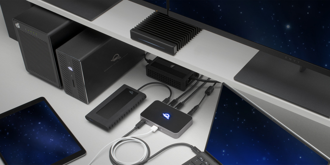 OWC Launches New Hub for Thunderbolt™ 4 PCs