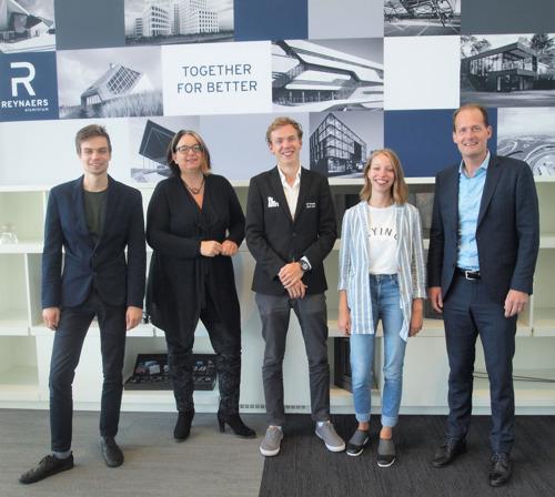 Nominaties Reynaers Projectprijs 2018 bekend