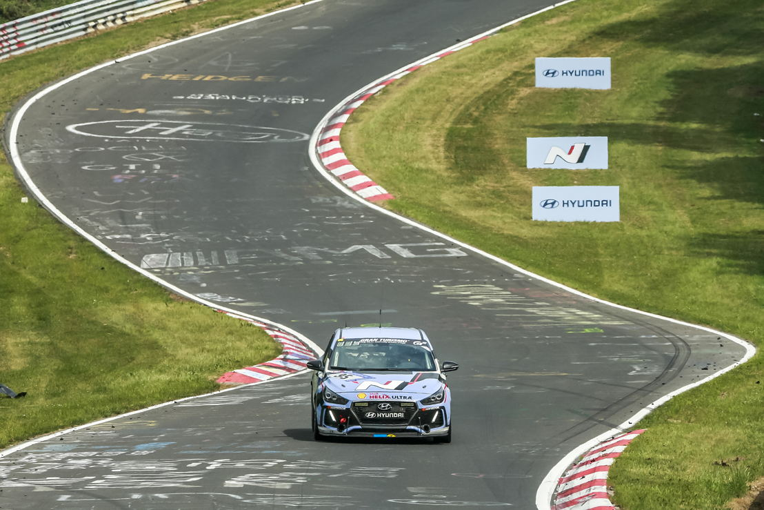 Nürburgring 24-hours race