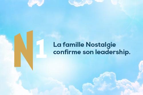La famille Nostalgie confirme son leadership en Belgique francophone