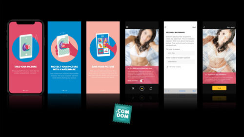 Wunderman Thompson makes sexting safer for Telenet