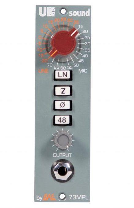 UK Sound 73 MPL