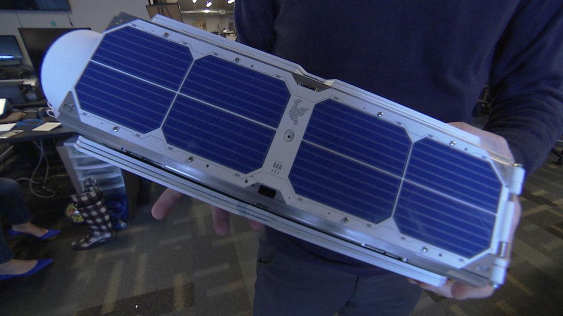 The Dove - new breed of mini satellite