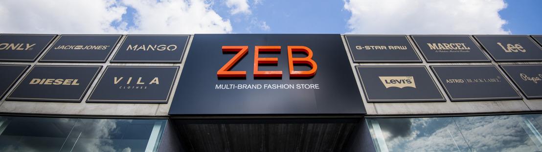 Alerte média : ZEB ouvre son premier magasins multimarques de mode au Luxembourg