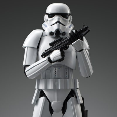 Stormtrooper / Star Wars The Force Awakens