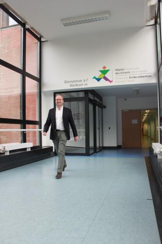 Persbericht: Professor Nicolas Deconinck aangeduid als Operationeel Medisch Directeur-generaal van het Universitair Kinderziekenhuis Koningin Fabiola