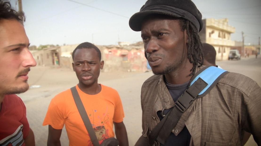 Vranckx en de Nomaden - Senegal - (c) VRT