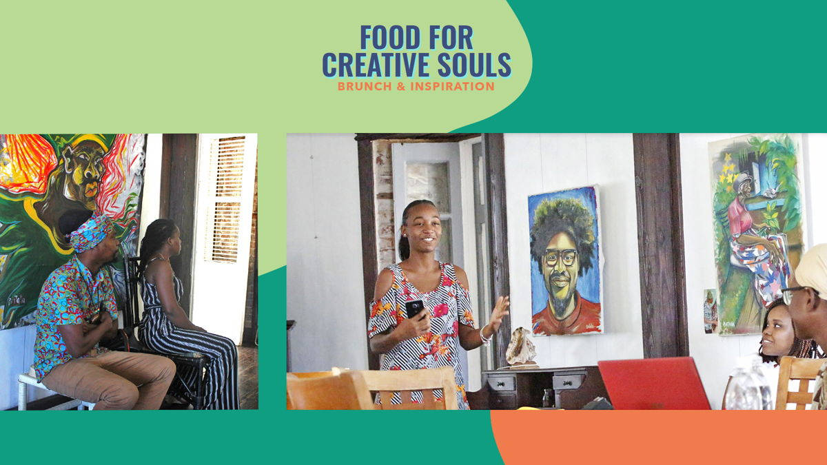 Food for Creative Souls Workshop