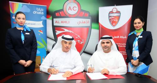 dnata renews sponsorship of Al Ahli Dubai FC