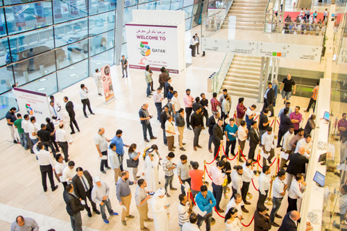 MORE THAN 11,000 PARTICIPANTS MARK SUCCESSFUL LAUNCH OF THE BIG 5 QATAR