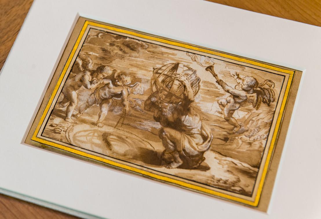 Verloren gewaande tekening van Rubens komt na vier eeuwen terug thuis