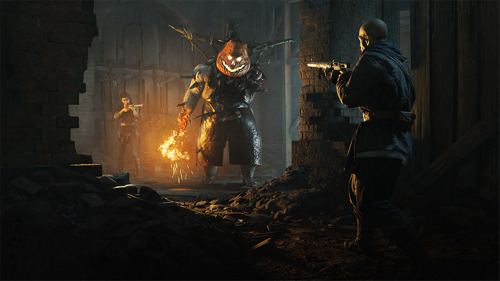 Halloween Live Event Announced for Hunt: Showdown
