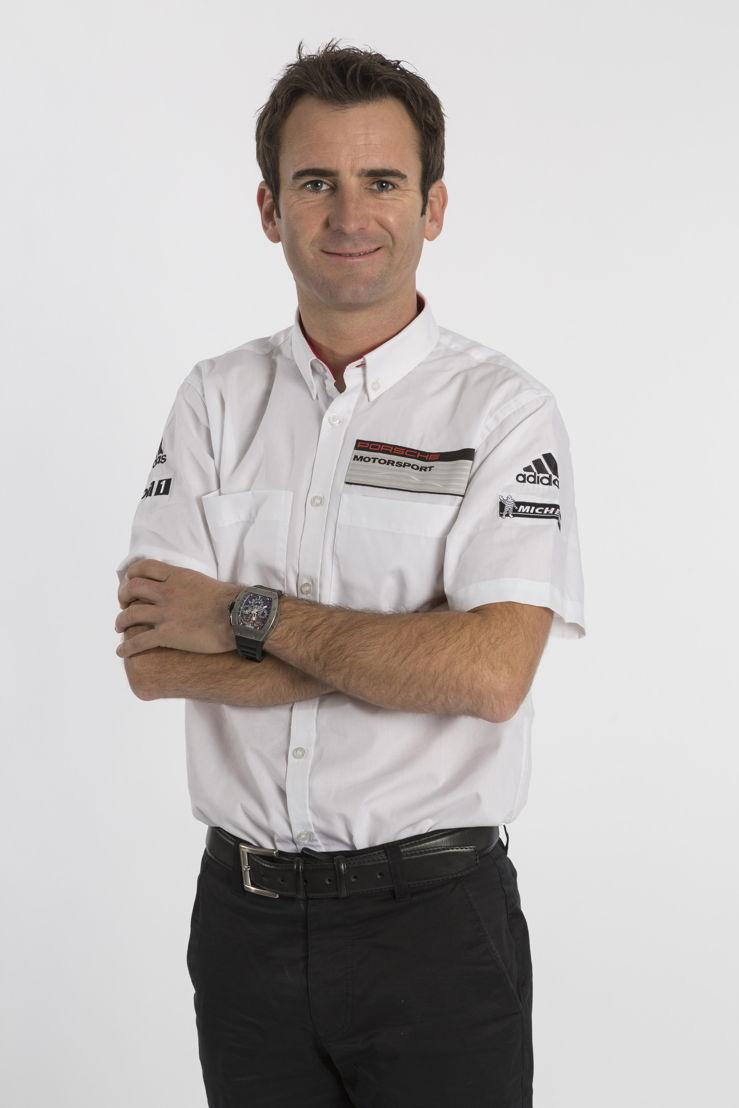 Porsche Team - Driver Romain Dumas