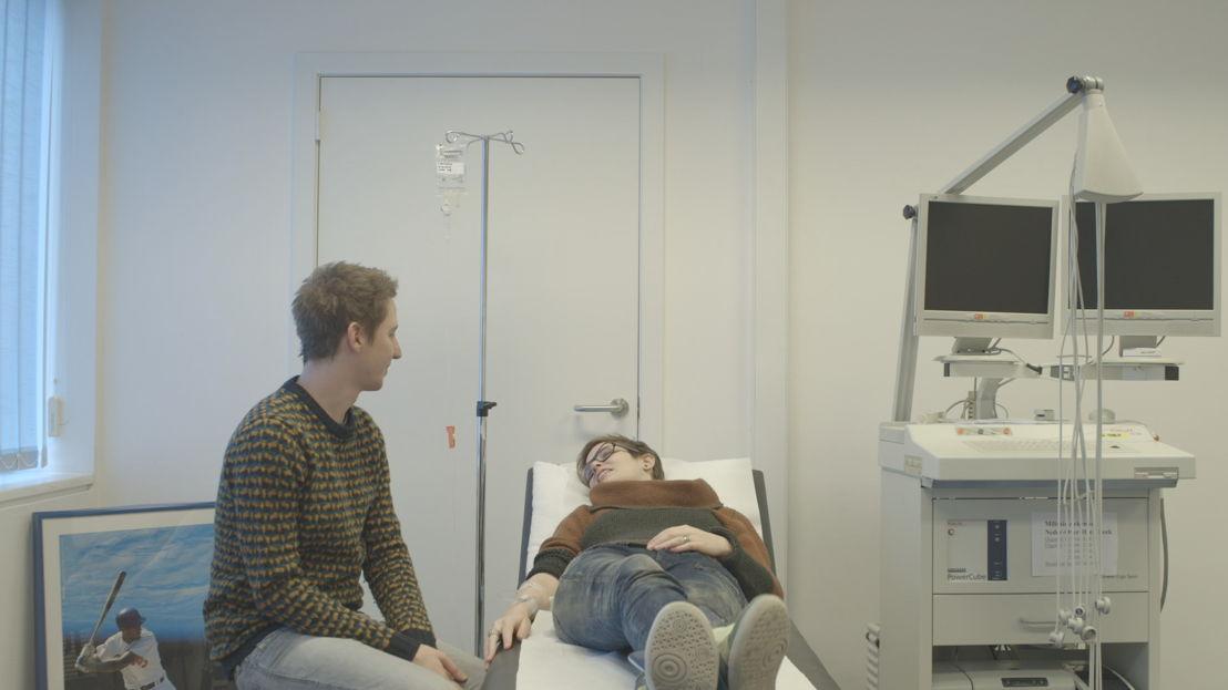 Chronische Lyme, epidemie of fantasie? - Annelies en Bas - (c) VRT