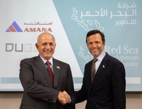 شركة البحر الأحمر للتطوير توقع عقداً لتطوير فندق خاص بمنسوبي مشروع البحر الأحمر
