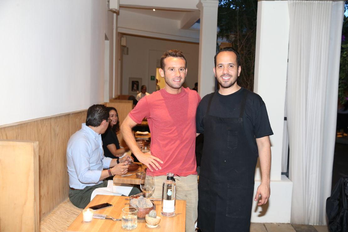 Chef Alejandro Bremont, el nuevo chef de Pujol