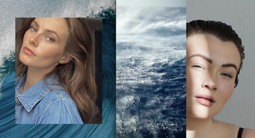 The Blue Beauty Squad: de nieuwe Ogilvy Social.Lab-campagne voor Biotherm (L'Oréal)