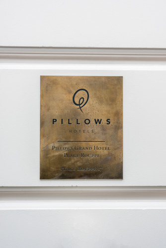 Nieuw: Pillows Grand Hotel Place Rouppe