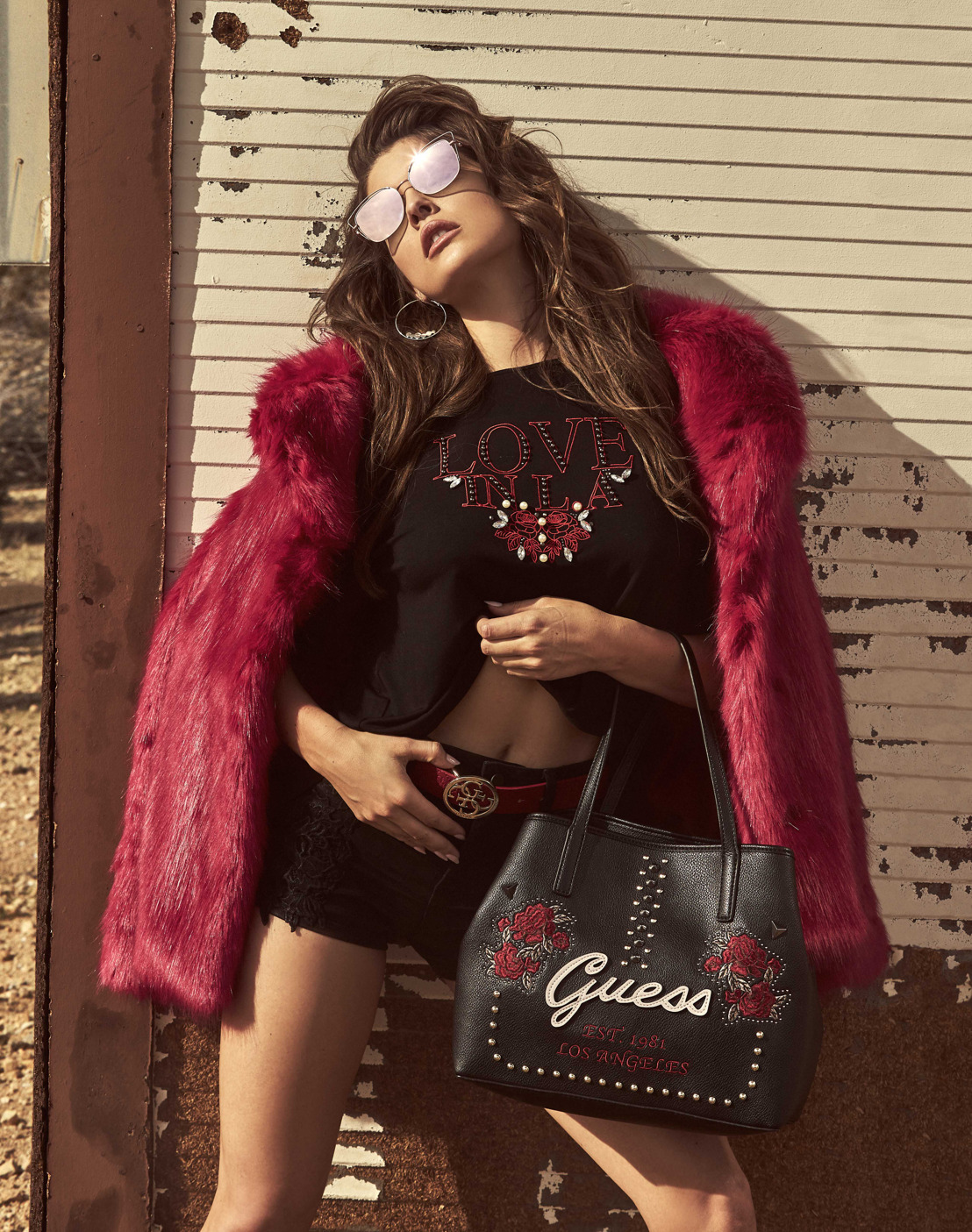 GUESS Handbags FW18