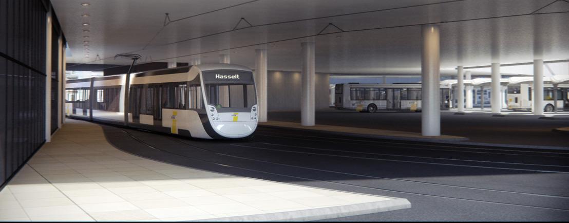Belangrijke stap in aanbesteding Tram Maastricht-Hasselt: start gunningsfase