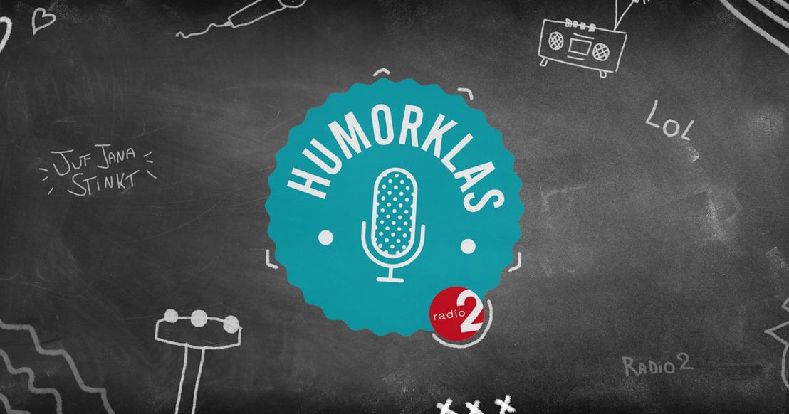 Dit zijn de finalisten van De Humorklas 2020