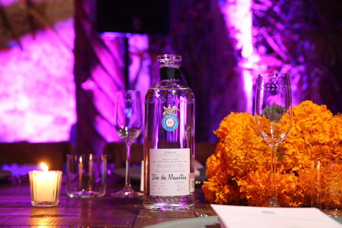 Tequila Casa Dragones celebra el Día de Muertos en su casa espiritual, San Miguel de Allende