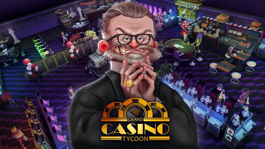 Ab heute auf Steam: Werde mit Grand Casino Tycoon zum abgebrühten Casino-Magnaten