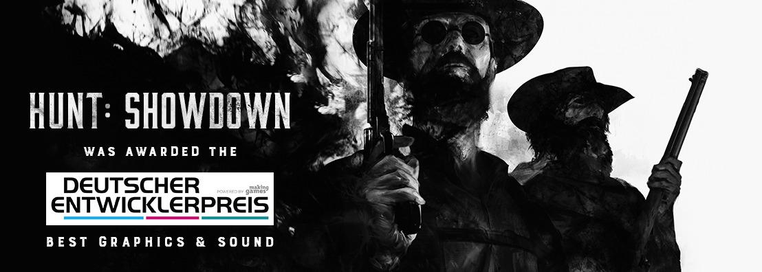 Crytek's Hunt: Showdown Takes Home Best Graphics and Best Sound Prizes at German Developer Awards