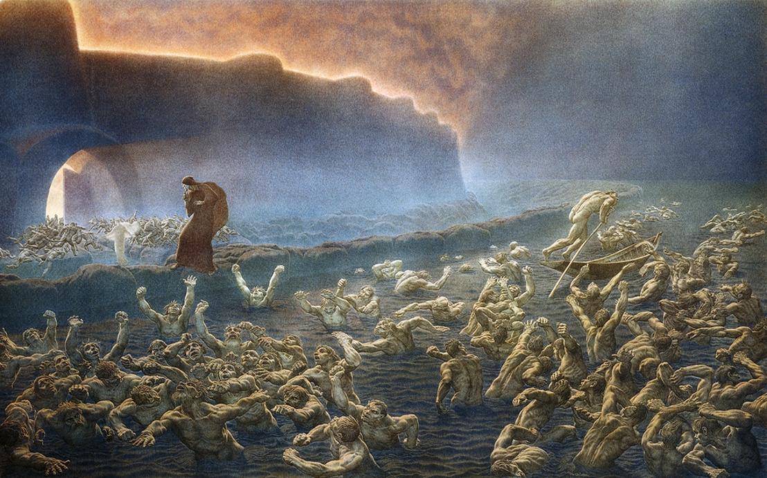Dante s'invite chez akg-images
