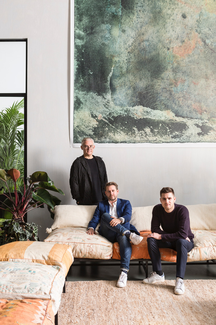 Fosbury & Sons geeft het startschot voor een nieuwe manier van werken in Antwerpen