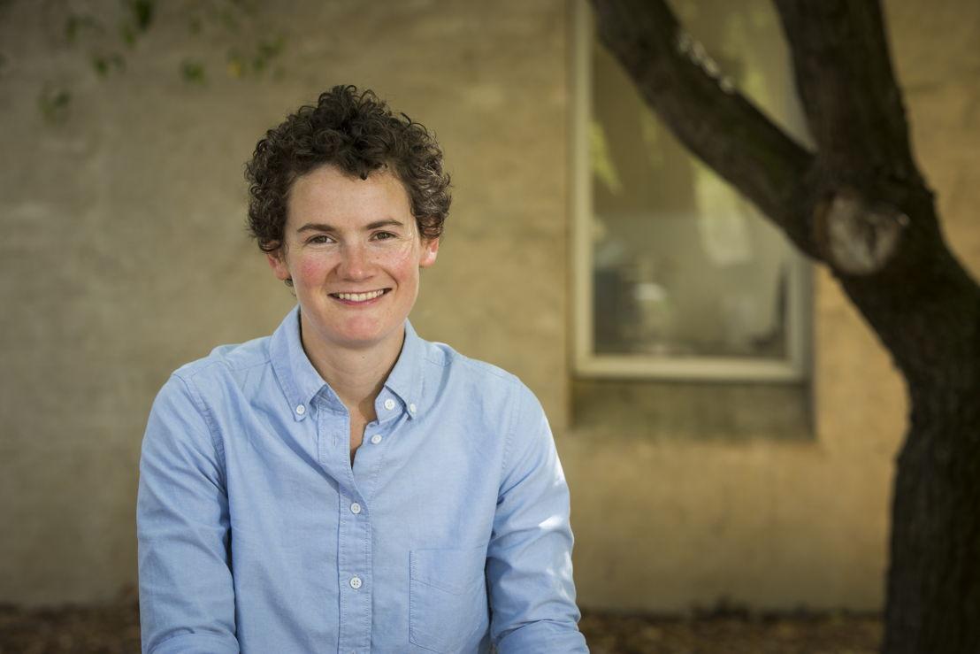 Dr Sophie Lewis from ANU. Image: Stuart Hay, ANU