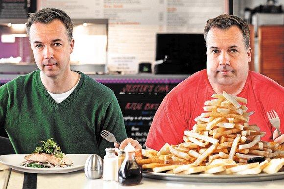 Men who made us fat - Jacques Peretti - (c) BBC